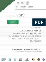 GPC Anticonceptivos hormonales.pdf