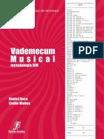 Vademecum Musical (Guia y Diccionario)