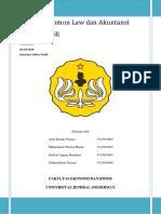 Hukum Common Law Dan Akuntansi Sektor Publik