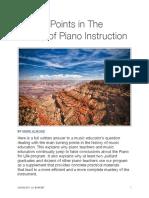08 Piano Instruction