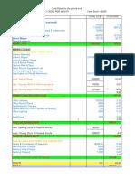14167572 Cost Sheet Format