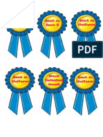 Awards Investiture