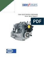 I308 Electronic Engine PERKINS