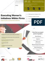 Breaking through the myths surrounding women in firms