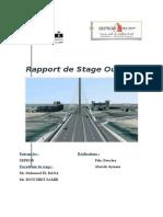 Rapport de Stage a&B