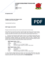 Surat - NRDP Rugby Carnival 2019