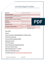 SOP Templates  09.doc