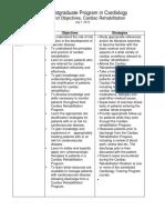 Goals and Objectives Cardiac Rehabilitation (1)