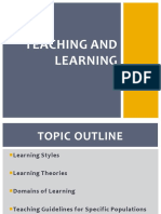 8 Teaching and Learning(1)