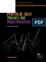 Practical Jazz Theory Black Sample