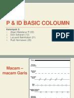 P & ID Basic Coloum