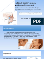 Ppt Head and Neck Cancer