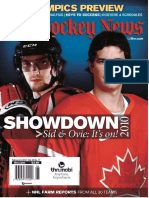 The Hockey News - Vancouver 2010 Preview (2/8/2010)