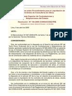 Directiva Liq de Consultoría