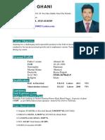 Usman Ghani Cv(1)