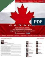 Hockey Canada Media Guide - 2014 Olympics