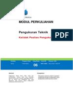 6. Ketidakpastian Pengukuran Oke.docx