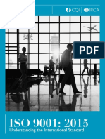 ISO 90012015 Understanding the International Standard