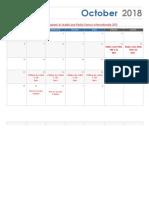 RFC Oct French Calendar