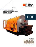 Fulton DZL-coal Binder