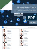 BARC BI Trend Monitor 2017