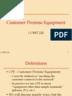 customer premise equipment
