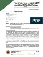 CARTA N° 044-2017 AMPLIACION DE PLAZO N° 02