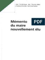 mementoduMAIRE