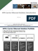 4. (HFR) Carrier Ethernet Solution Introduction_Original