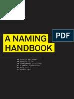 Naming Handbook