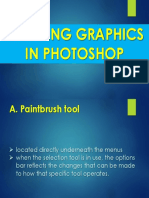 CREATING GRAPHICS IN PHOTOSHOP