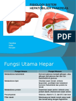 FISIOLOGI HEPATOBILIERPANKREAS