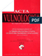 Acta Vulnologica Settembre 2008