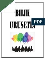 BILIK URUSETIA