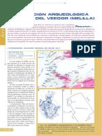 INTERVENCIÓN ARQUEOLÓGICA EN PLAZA DEL VEEDOR (MELILLA)