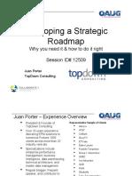 Strat Epm Roadmap