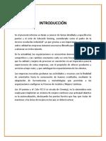 Informe 14 Puntos de Deming y Ciclo de Deming Indira