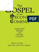 Tim Freke, Peter Gandy - The Gospel of the Second Coming (2007, Hay House)