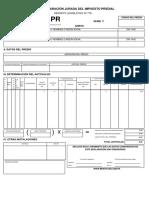 Caracteristicas Del Impuesto Predial