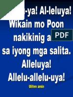 Alleluya (Wikain Mo)