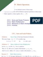 3.IV. MatrixOperations