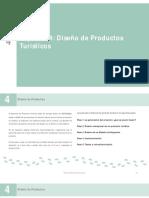 Como Se Diseña El Producto Turistico en Chile