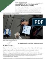 Comunicacion Politica y Redes Sociales en Argentina