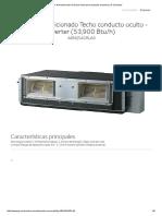 Ducted Split System Brochure LG