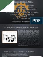 3.6 Analisis de Viabilidad Del Proyecto