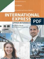 International Express 3d Upper Intermediate SB-International Express 3d Upper Intermediate SB
