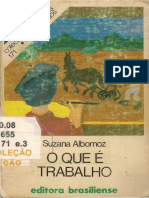 Suzana Albornoz - O Que é Trabalho.pdf