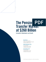 The Pension Risk Transfer Market at $260 Billion