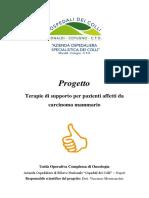 Progetto Oncologia-IPS Postura e Shiatsu