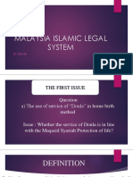 MALAYSIAN ISLAMIC LEGAL SYSTEM.pptx